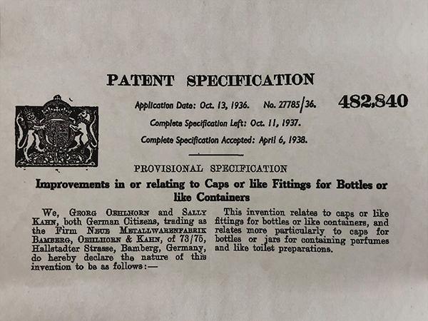 oeka-tech-geschichte-patent